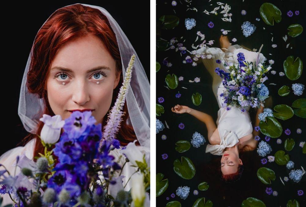 ophelia bridal styled shoot